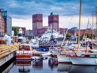 Экскурсия в Осло: Осло— первое знакомство