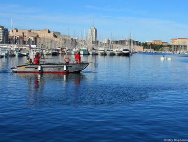 Марсель по другую сторону от Старого Порта