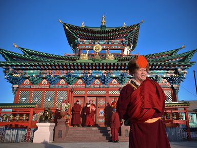 Обзорные и тематические экскурсии в городе Улан-Удэ
