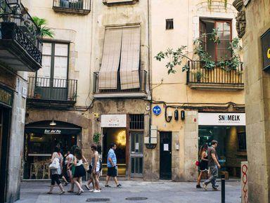 Барселона — путешествие во времени