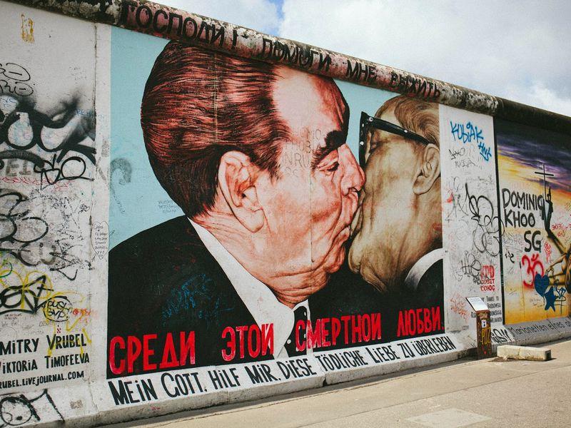 Экскурсия Восточный Берлин — история и судьбы