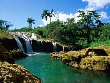 Сьенфуэгос и водопад Эль Ничо