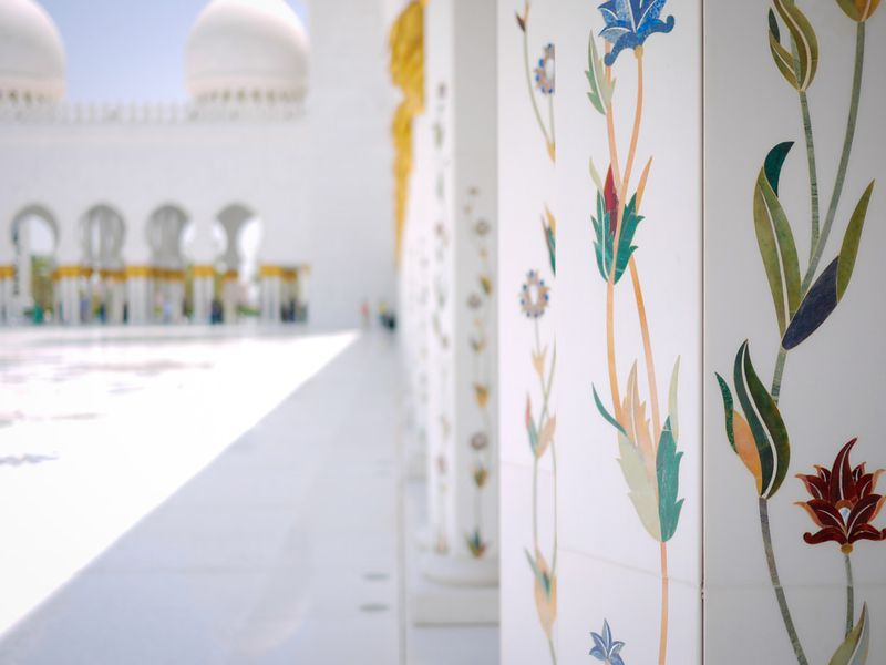 Экскурсия Абу-Даби: дивный сон наяву