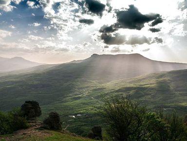 Трекинг из Алушты к вершине Южной Демерджи