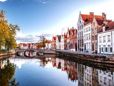 Брюгге — «северная Венеция» Средневековья
