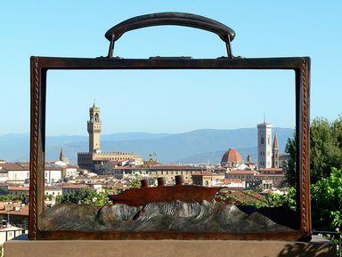 По Флоренции с волшебным чемоданчиком