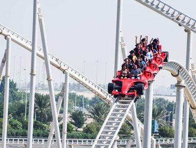 Парк развлечений «FerrariWorld»