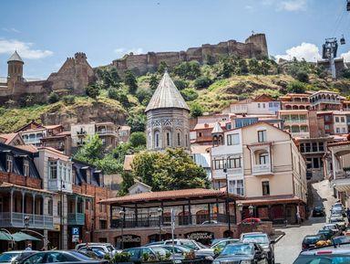 Экскурсия в Тбилиси: Душевный Тбилиси: город и горожане