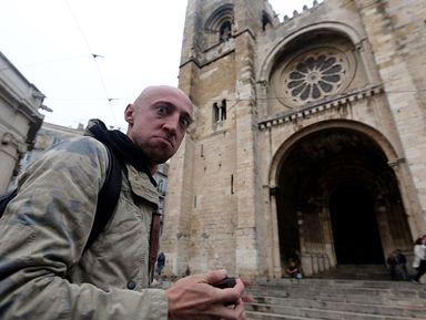 По следам «Руссо туристо» в Лиссабоне