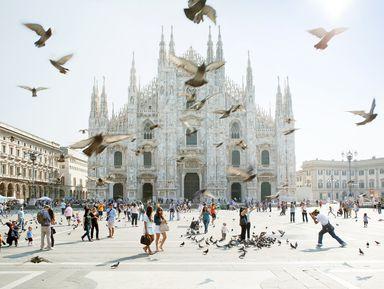 Экспресс-прогулка по Милану