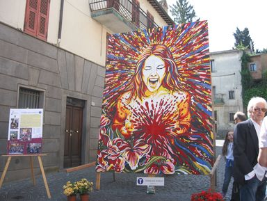 Праздник Богини цветов на Севере Лацио
