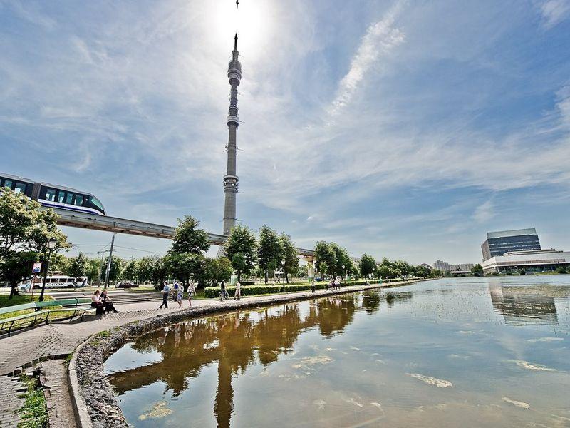 Экскурсия Экскурсия-квест на Останкинской башне «Репортаж на высоте»