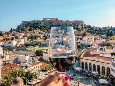 Инстаграм-прогулка по стильным Афинам