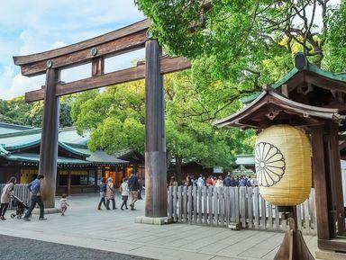 Экскурсия в Токио: Храм Мэйдзи Дзингу— погружение висторию синтоизма