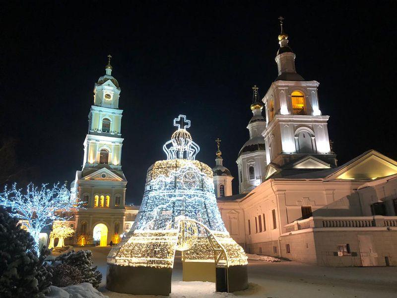 ИзНижнего Новгорода— вАрзамас иДивеево