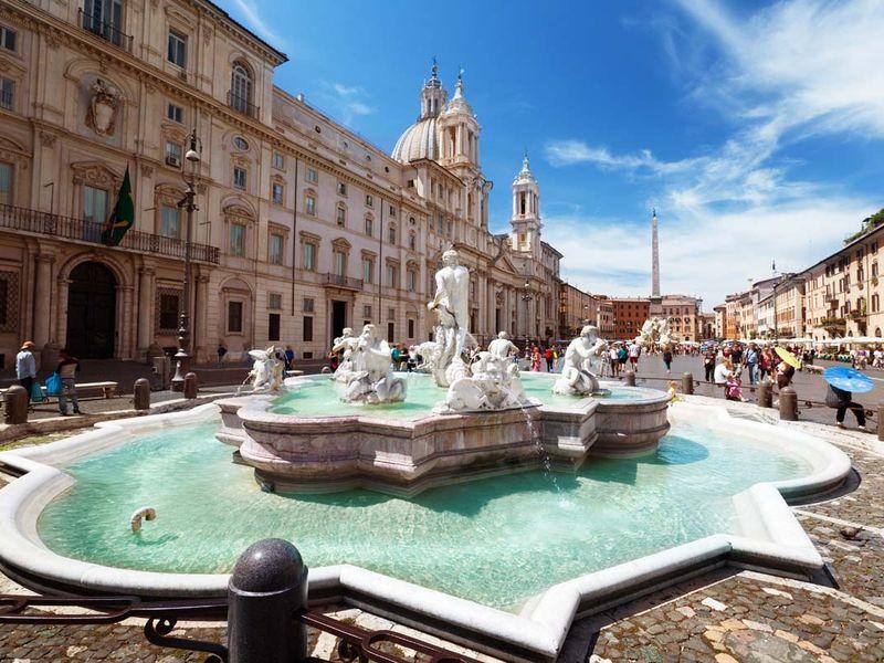 Экскурсия Рим с нуля
