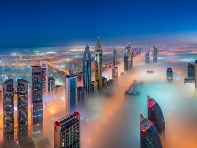 Влюбиться в Дубай за один день!