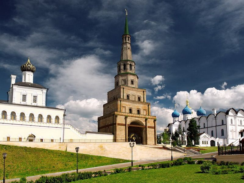 За что стоит полюбить Казань