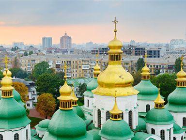 Киев — первое знакомство
