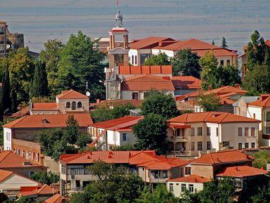 Кахетия — сокровищница грузинского вина