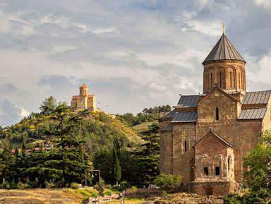 Тбилиси— шкатулка сокровищ иисторий
