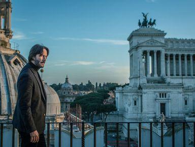Магия кино в Риме