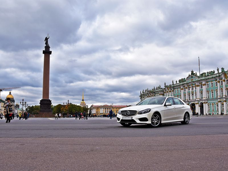 Экскурсия Мой Петербург