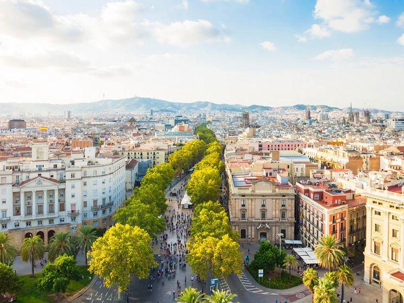 Экскурсия Влюбиться в Барселону за 2 часа