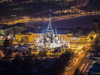 Обзорные и тематические экскурсии в городе Ижевск