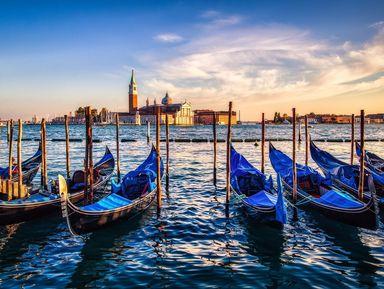 Buongiorno, Венеция!