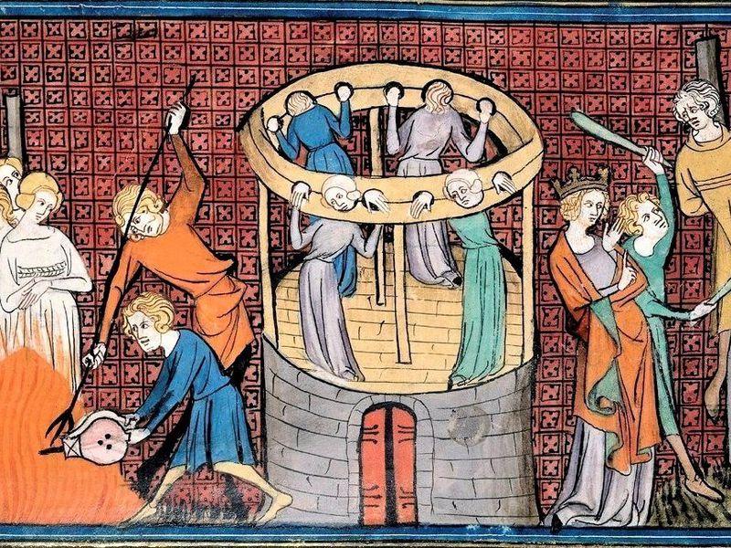 Экскурсия Страдающее Средневековье — экскурсия-квест