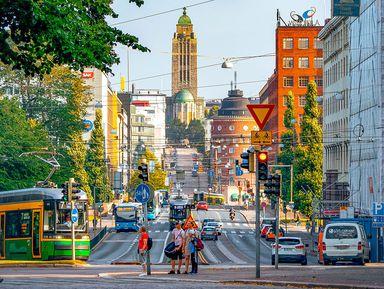 Каллио — богемный уголок Хельсинки