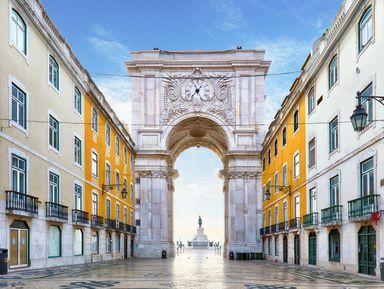Лиссабон: глава первая