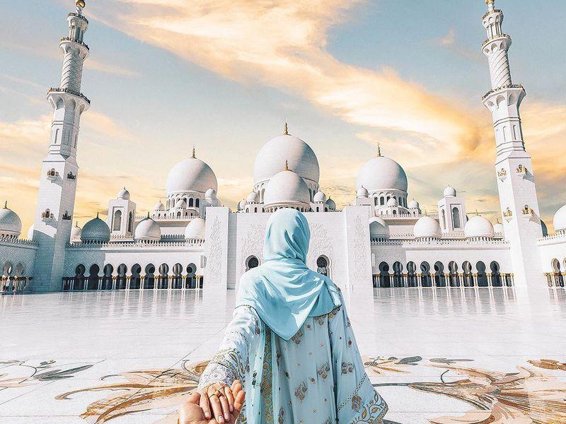 Экскурсия Путешествие в Абу-Даби