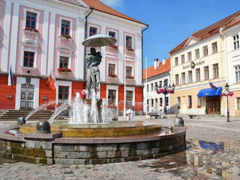 Тарту — самый богемный город Эстонии width=