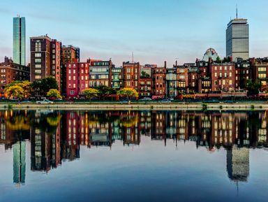Бостон иКембридж: прославленные города Новой Англии