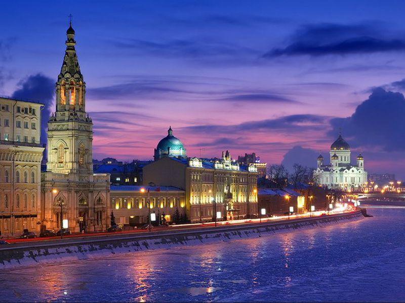Экскурсия Замоскворечье: «Ильётся мёд огней вечерних...»