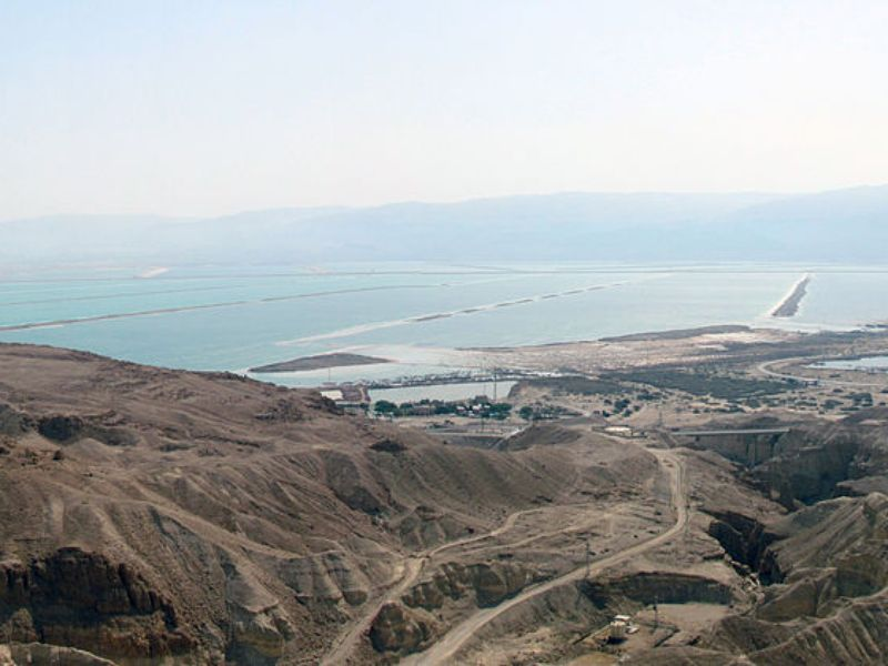 Экскурсия 2 дня на Мертвом море
