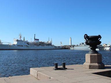 """Экскурсия """"Весь Кронштадт, форт «Великий князь Константин» и теплоходная прогулка по гавани"""": фото"""