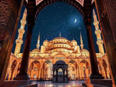 Стамбул Великолепный— побывать восманской сказке!