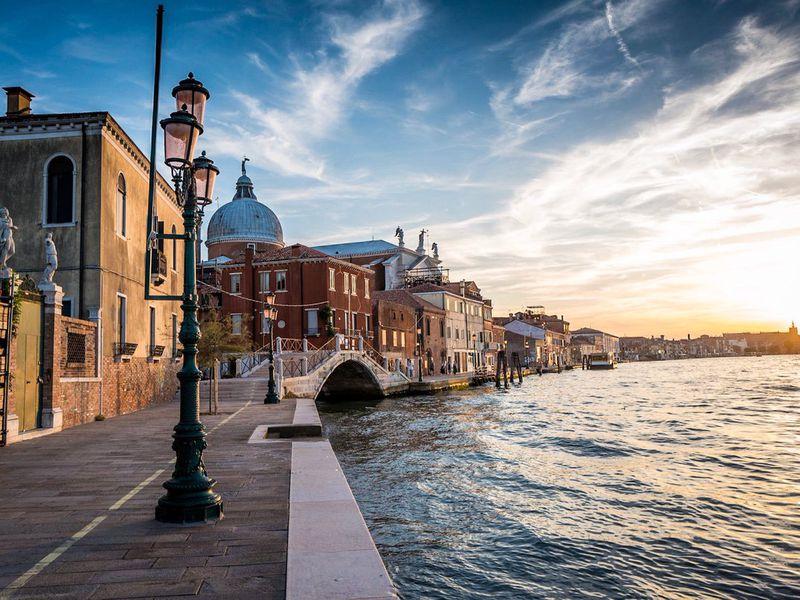 Экскурсия Нетуристическая Венеция вцентре города