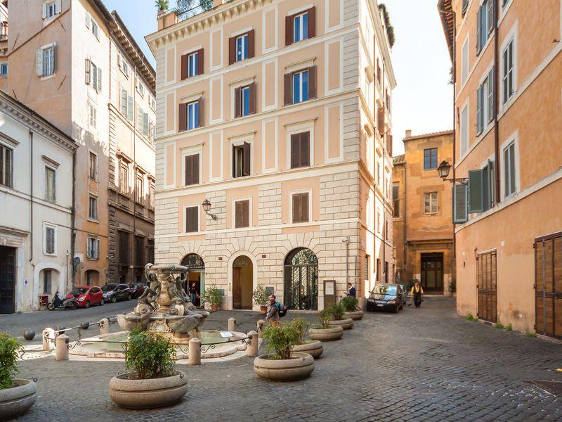 Экскурсия Скрытые шедевры Рима