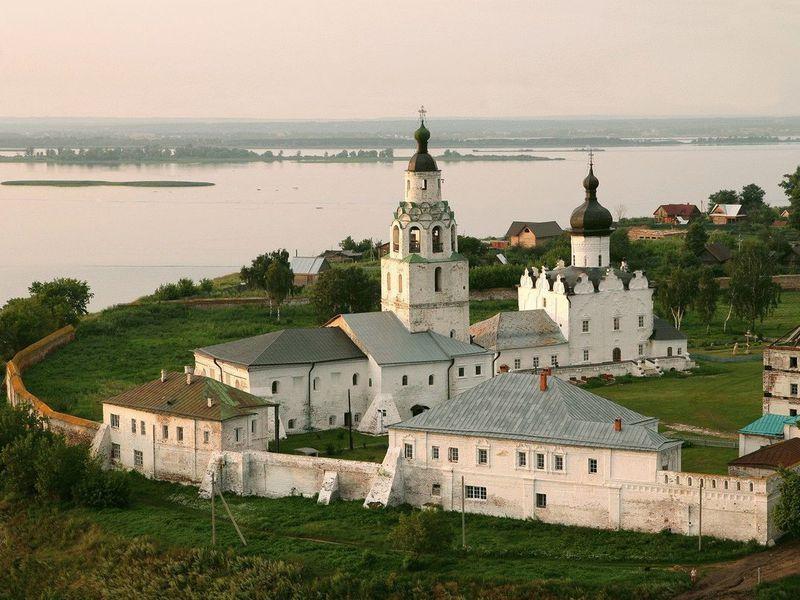 Свияжск— чудо Татарстана
