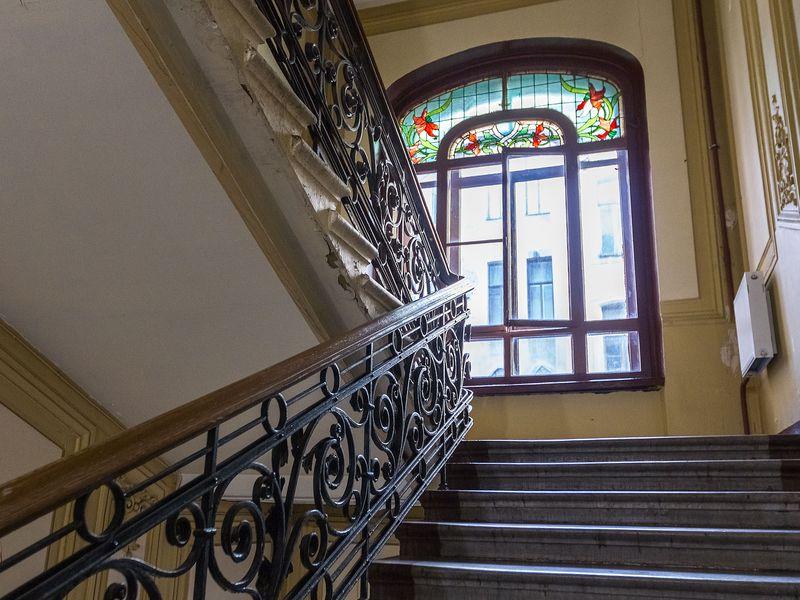 Экскурсия Дорога петербургского модерна