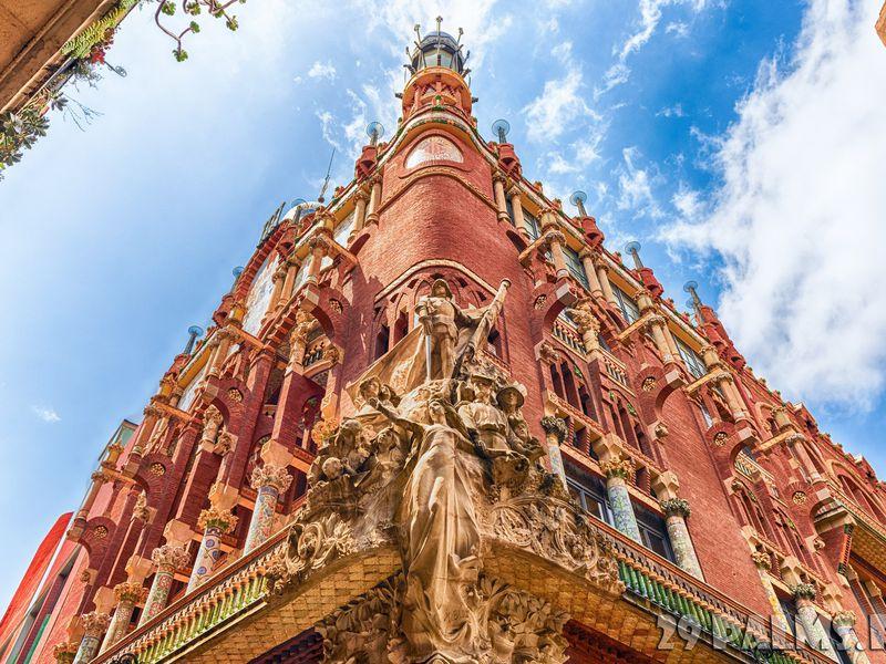 Экскурсия Гениии злодеи — герои Барселоны