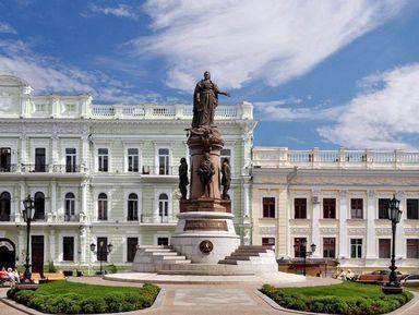 Одесса-Мама, обзорный тур