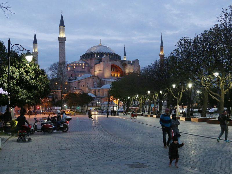 Влюбиться в Стамбул за один день!