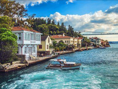 Азиатский Стамбул на автомобиле: всё, что нельзя пропустить