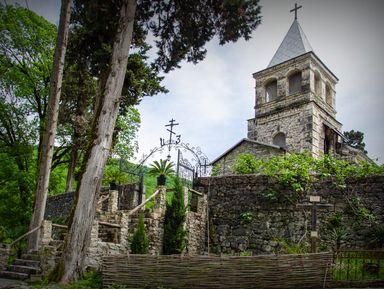 Четыре христианских жемчужины Абхазии