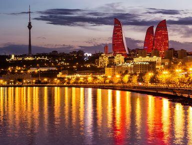 Вечернее свидание с Баку